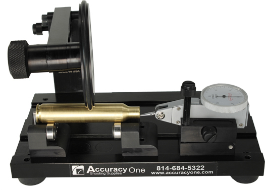 Accuracy One Concentricity Gauge